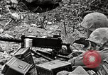 Image of 4th division marines Iwo Jima, 1945, second 29 stock footage video 65675026262