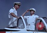 Image of Naval Aviation officers training and recreation Florida United States USA, 1967, second 4 stock footage video 65675026267