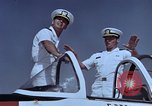 Image of Naval Aviation officers training and recreation Florida United States USA, 1967, second 5 stock footage video 65675026267