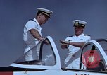 Image of Naval Aviation officers training and recreation Florida United States USA, 1967, second 6 stock footage video 65675026267