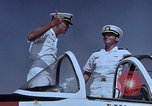 Image of Naval Aviation officers training and recreation Florida United States USA, 1967, second 7 stock footage video 65675026267