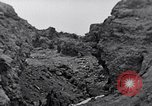 Image of US 4th Marine Division in battle for Iwo Jima Iwo Jima, 1945, second 4 stock footage video 65675026279
