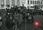 Image of Armistice marking end of World War Washington DC USA, 1918, second 2 stock footage video 65675026299