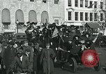 Image of Armistice marking end of World War Washington DC USA, 1918, second 3 stock footage video 65675026299