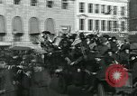 Image of Armistice marking end of World War Washington DC USA, 1918, second 4 stock footage video 65675026299