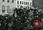 Image of Armistice marking end of World War Washington DC USA, 1918, second 6 stock footage video 65675026299