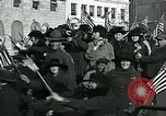 Image of Armistice marking end of World War Washington DC USA, 1918, second 7 stock footage video 65675026299