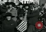 Image of Armistice marking end of World War Washington DC USA, 1918, second 8 stock footage video 65675026299