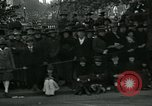 Image of Armistice marking end of World War Washington DC USA, 1918, second 11 stock footage video 65675026299