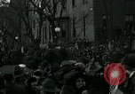 Image of Armistice Celebrations Washington DC USA, 1918, second 4 stock footage video 65675026302