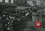 Image of Armistice Celebrations Washington DC USA, 1918, second 10 stock footage video 65675026303
