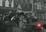 Image of Armistice Celebrations Washington DC USA, 1918, second 12 stock footage video 65675026303