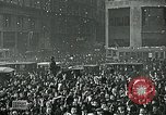 Image of Armistice Celebrations New York United States USA, 1918, second 4 stock footage video 65675026307