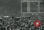 Image of Armistice Celebrations New York United States USA, 1918, second 5 stock footage video 65675026307