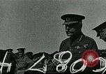 Image of Allied Leaders in World War I Europe, 1918, second 3 stock footage video 65675026310