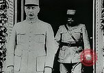 Image of Allied Leaders in World War I Europe, 1918, second 8 stock footage video 65675026310
