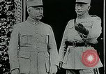 Image of Allied Leaders in World War I Europe, 1918, second 9 stock footage video 65675026310