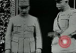 Image of Allied Leaders in World War I Europe, 1918, second 10 stock footage video 65675026310