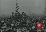 Image of Paris armistice celebration Paris France, 1918, second 2 stock footage video 65675026311