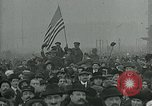 Image of Paris armistice celebration Paris France, 1918, second 4 stock footage video 65675026311