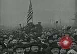 Image of Paris armistice celebration Paris France, 1918, second 5 stock footage video 65675026311