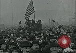 Image of Paris armistice celebration Paris France, 1918, second 6 stock footage video 65675026311