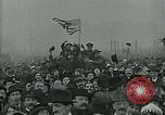 Image of Paris armistice celebration Paris France, 1918, second 7 stock footage video 65675026311
