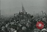 Image of Paris armistice celebration Paris France, 1918, second 8 stock footage video 65675026311
