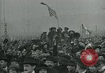Image of Paris armistice celebration Paris France, 1918, second 10 stock footage video 65675026311