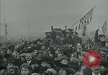 Image of Paris armistice celebration Paris France, 1918, second 12 stock footage video 65675026311