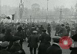 Image of Armistice celebration in Paris end of World War I Paris France, 1918, second 2 stock footage video 65675026312