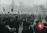 Image of Armistice celebration in Paris end of World War I Paris France, 1918, second 3 stock footage video 65675026312