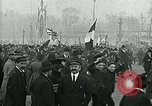 Image of Armistice celebration in Paris end of World War I Paris France, 1918, second 6 stock footage video 65675026312