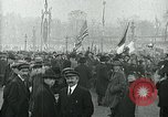 Image of Armistice celebration in Paris end of World War I Paris France, 1918, second 7 stock footage video 65675026312