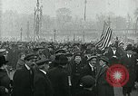 Image of Armistice celebration in Paris end of World War I Paris France, 1918, second 9 stock footage video 65675026312