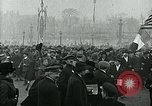 Image of Armistice celebration in Paris end of World War I Paris France, 1918, second 10 stock footage video 65675026312