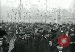 Image of Armistice celebration in Paris end of World War I Paris France, 1918, second 11 stock footage video 65675026312