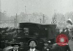 Image of Armistice celebration in Paris end of World War I Paris France, 1918, second 12 stock footage video 65675026312