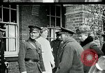 Image of King George and Queen visit injured American soldiers Kent England, 1918, second 3 stock footage video 65675026314
