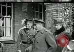 Image of King George and Queen visit injured American soldiers Kent England, 1918, second 4 stock footage video 65675026314
