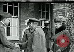 Image of King George and Queen visit injured American soldiers Kent England, 1918, second 5 stock footage video 65675026314