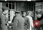 Image of King George and Queen visit injured American soldiers Kent England, 1918, second 7 stock footage video 65675026314