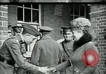 Image of King George and Queen visit injured American soldiers Kent England, 1918, second 8 stock footage video 65675026314