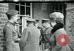 Image of King George and Queen visit injured American soldiers Kent England, 1918, second 9 stock footage video 65675026314