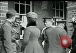 Image of King George and Queen visit injured American soldiers Kent England, 1918, second 12 stock footage video 65675026314