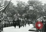 Image of Suresnes cemetery Paris France, 1919, second 10 stock footage video 65675026316