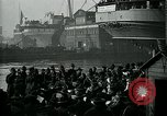 Image of USS George Washington Hoboken New Jersey USA, 1918, second 2 stock footage video 65675026318