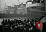 Image of USS George Washington Hoboken New Jersey USA, 1918, second 4 stock footage video 65675026318