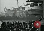 Image of USS George Washington Hoboken New Jersey USA, 1918, second 6 stock footage video 65675026318