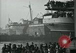 Image of USS George Washington Hoboken New Jersey USA, 1918, second 8 stock footage video 65675026318